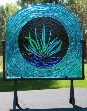 Fused Glass Artwork